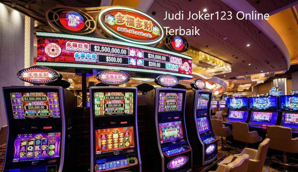 Daftar Judi Slot Joker123